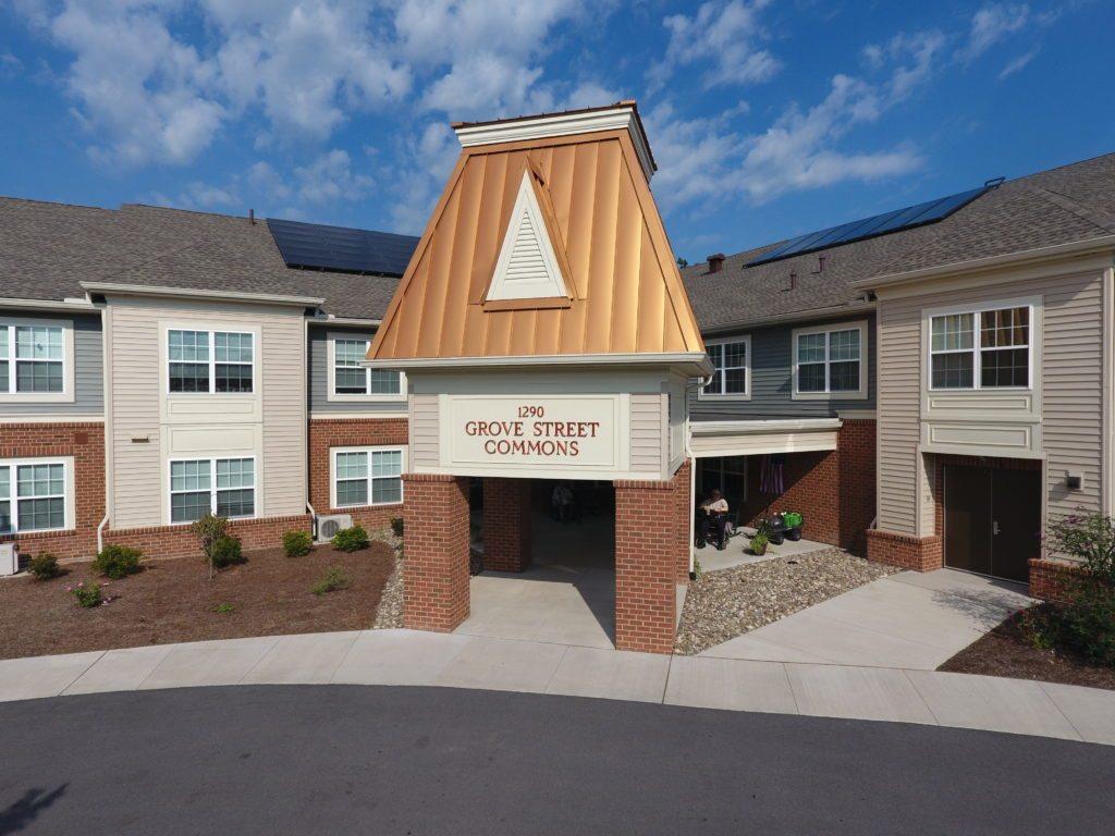 Affordable housing for seniors in Williamsport