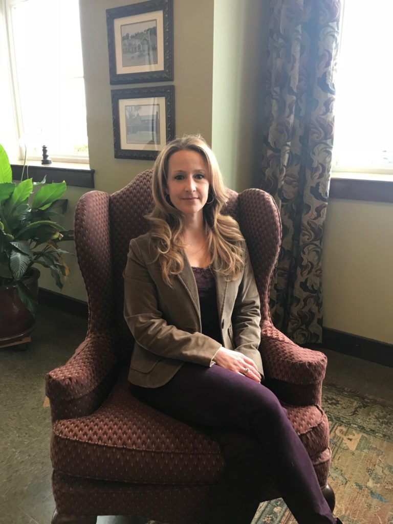 T-Ross welcomes a new Executive Assistant